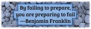 Ben Franklin Preparedness